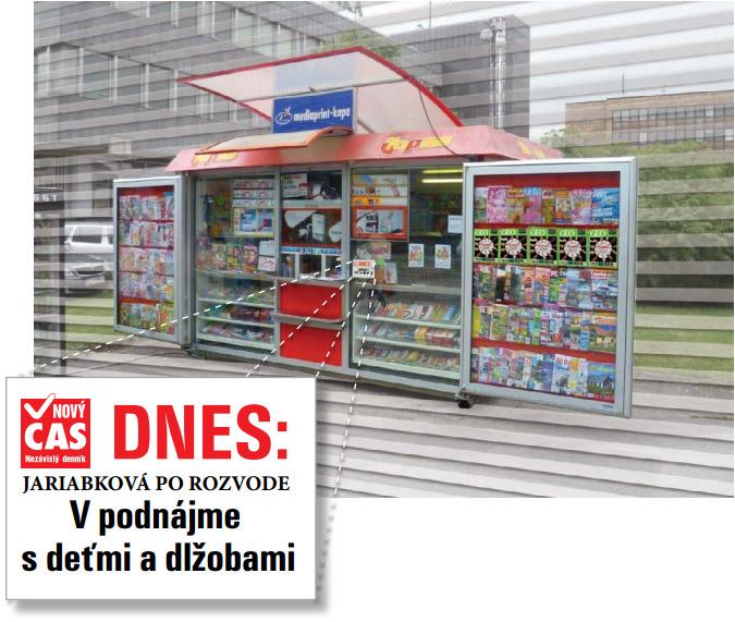 1a99331cea Media Kapa - Reklamné plochy - Comprehensive services for ...