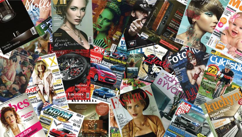 4587a3015d Media Kapa - Sortiment titulov - Comprehensive services for ...