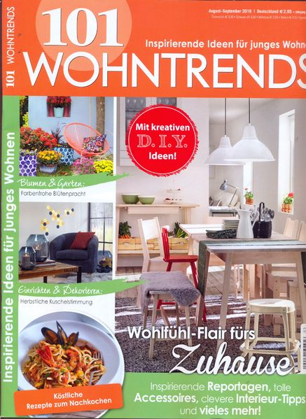 101 WOHNTRENDS D