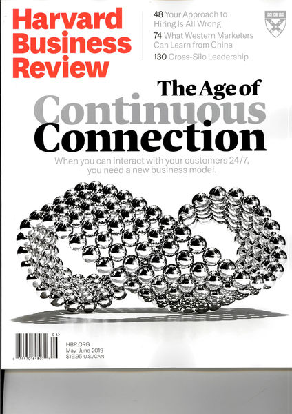 HARVARD BUSINESS REVIEW US