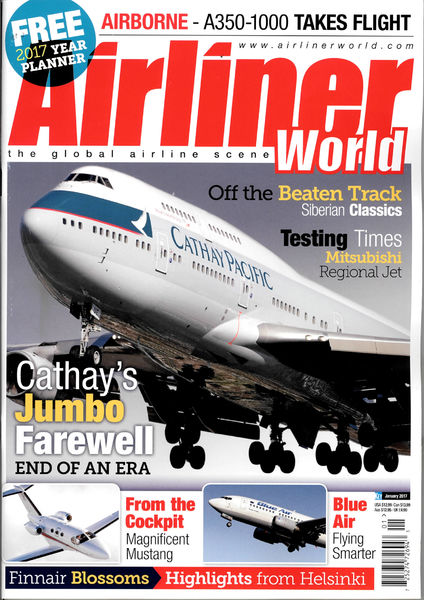 AIRLINER WORLD GB