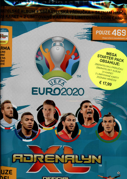 EURO 2020 ADRENALYN-START.SET