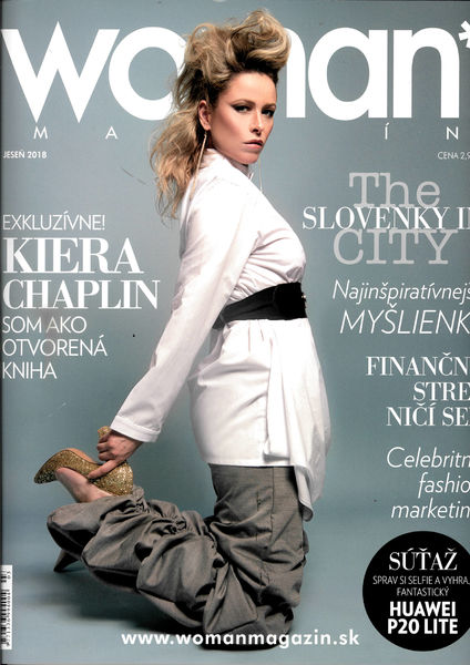 WOMAN MAGAZIN
